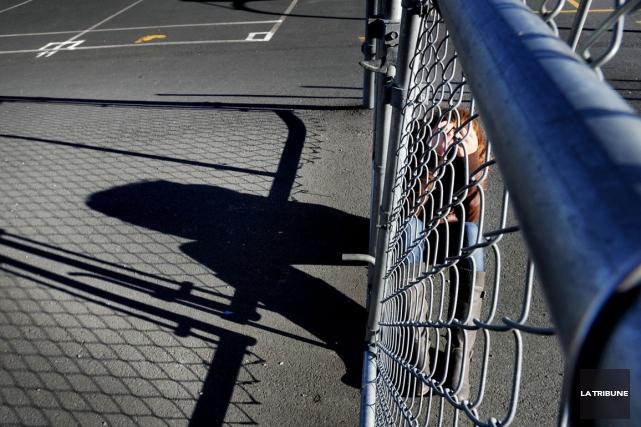 Le nombre de signalements pour abus physique a continué de grimper en Estrie... (Archives La Tribune, Jocelyn Riendeau)