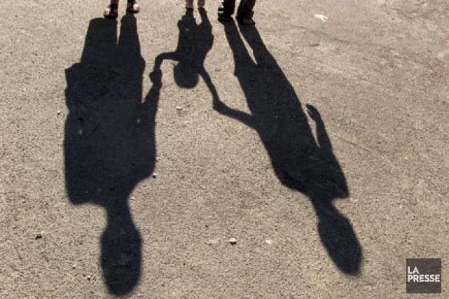 Il y a eu 9327 signalements d'enfants maltraités... (Photo: Reuters)