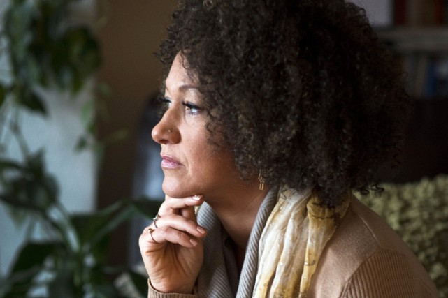 Rachel Dolezal... (PHOTO COLIN MULVANY, ARCHIVES THE SPOKESMAN-REVIW/AP)