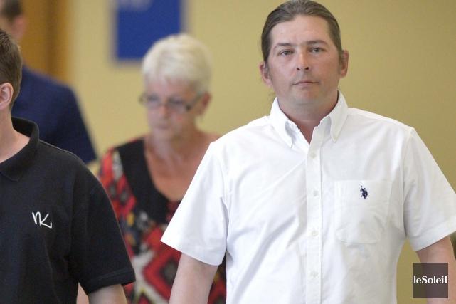 Le procès de Nicolas Lacroix, 39 ans, s'est... (Le Soleil, Yan Doublet)