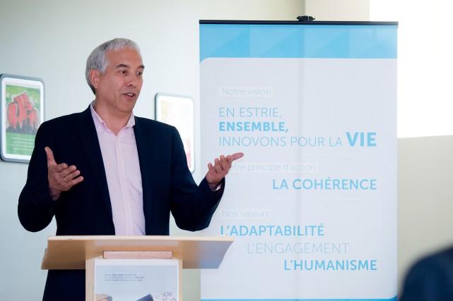Alain Trudel...