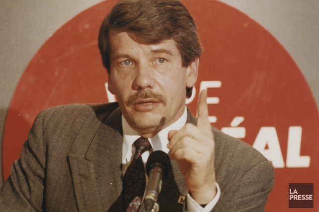 Jean Doré, en 1990.... (PHOTO ARCHIVES LA PRESSE)