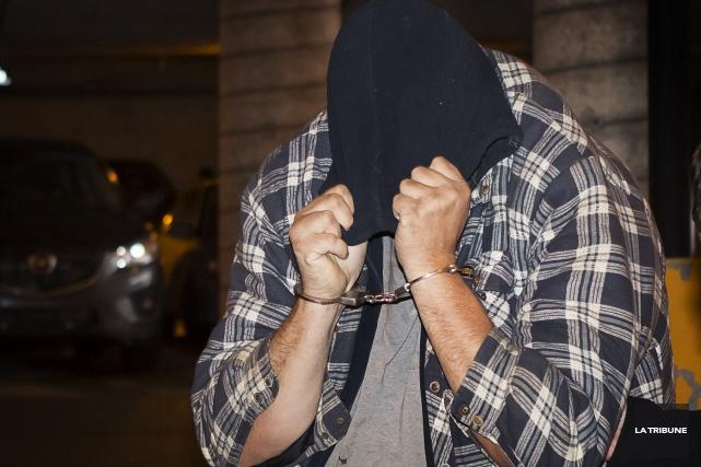 Ronald Nolet avait été arrêté en décembre dernier.... (Archives La Tribune)