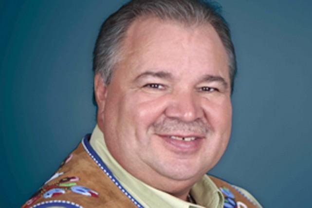 Le président de la Fédération des Métis du... (Photo fournie par la Fédération des Métis du Manitoba)