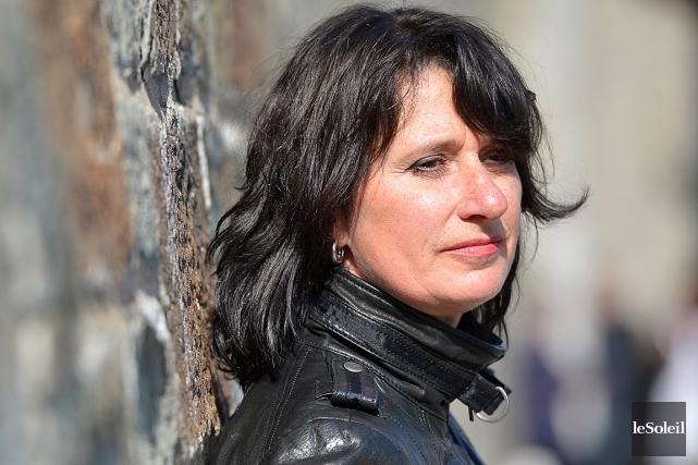 La chanteuseTérez Montcalm... (Photothèque Le Soleil, Yan Doublet)