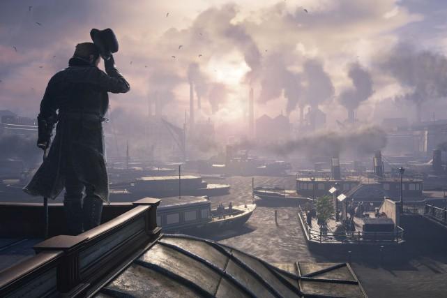 L'histoire du nouvel opus de la franchise Assassin's... (Image fournie par Ubisoft Québec)