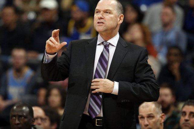 Michael Malone... (Photo David Zalubowski, AP)