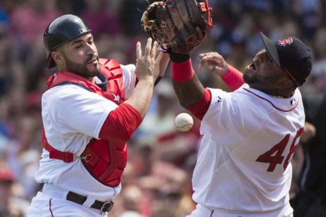 Les Red Sox accusent déjà un retard de... (Photo Gregory Fisher, USA TODAY Sports)