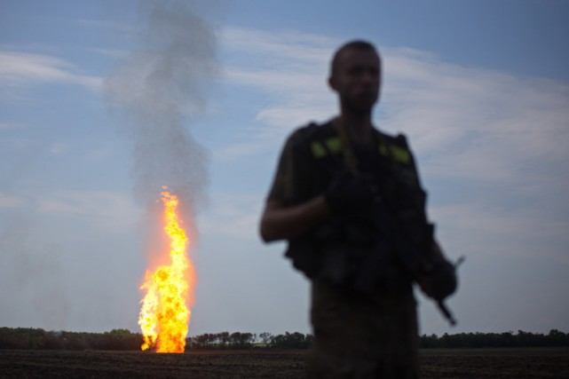 Les craintes d'une escalade dans un conflit qui... (Photo: AFP)