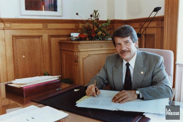 Jean Doré, qui a été maire de Montréal... (PHOTO PIERRE LALUMIÈRE, ARCHIVES LA PRESSE)