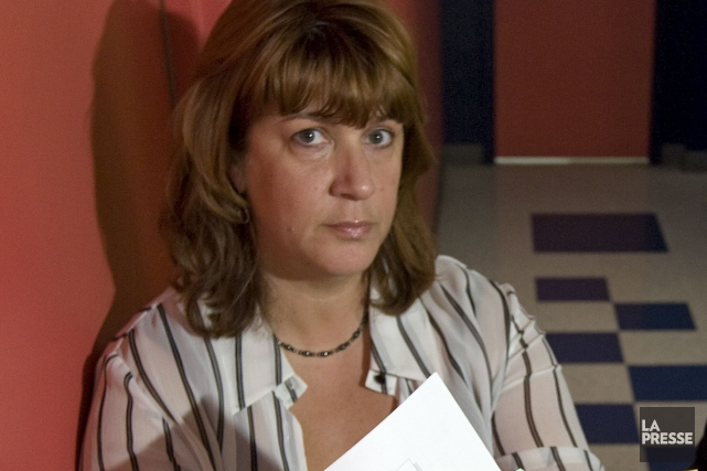 Nathalie Morel,vice-présidente à la vie professionnelle à la... (PHOTO ALAIN ROBERGE, ARCHIVES LA PRESSE)