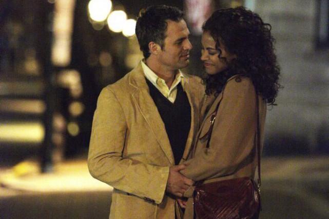 Mark Ruffalo et Zoe Saldana dans une scène... (PHOTO CLAIRE FOLGER, SONY PICTURE CLASSICS VIA AP)