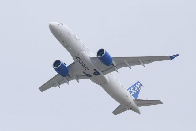 L'action de Bombardier (TSX:BBD.B) s'est envolée à la... (Photo Jasper Juinen, Bloomberg)