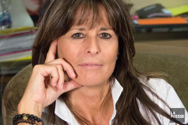 Fabienne Larouche... (PHOTO NINON PEDNAULT, ARCHIVES LA PRESSE)