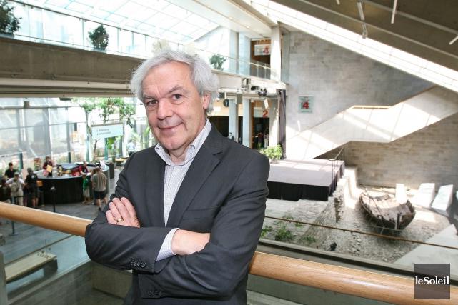 Michel Côté... (PHOTO ARCHIVES LE SOLEIL)