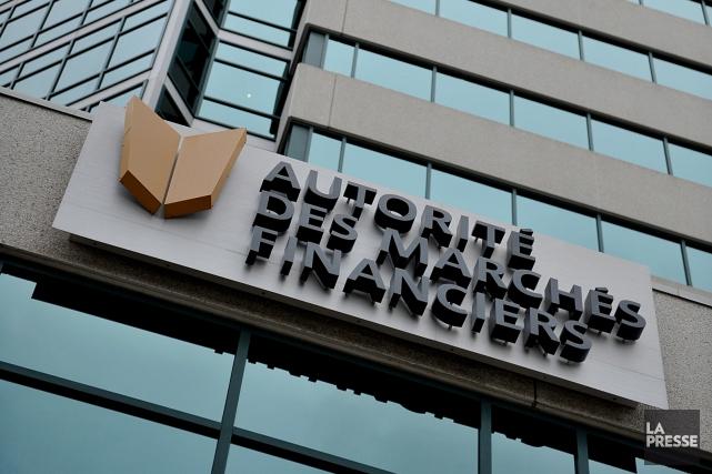 L'Autorité des marchés financiers a fait savoir lundi qu'elle intentait une... (PHOTO ARCHIVES LA PRESSE)