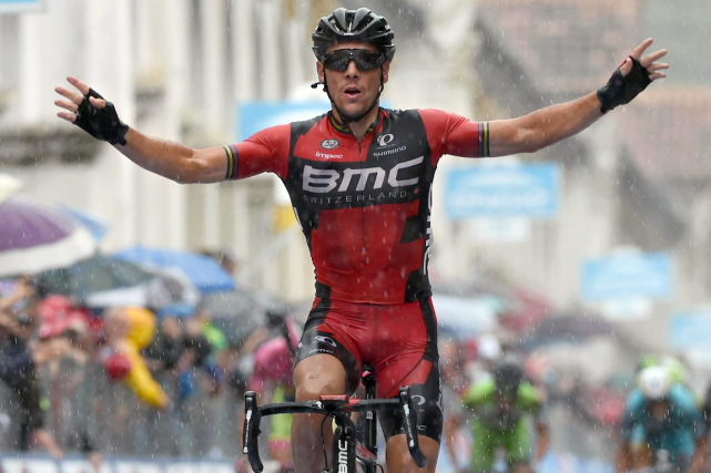 Philippe Gilbert... (Photo Daniel Dal Zennaro, AP)