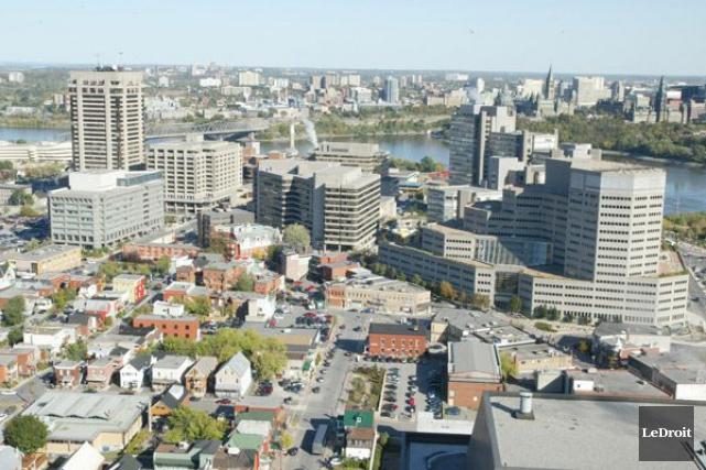 Une panne d'électricité affecte les activités de plusieurs fonctionnaires, dans... (Archives, LeDroit)
