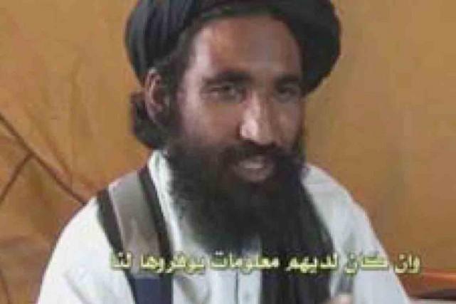 Le mollah Mansour.... (IMAGE SITE/AFP)