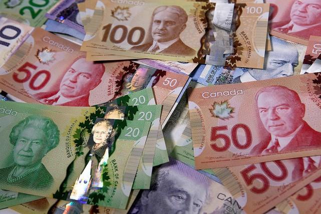 Selon Statistique Canada, la valeur totale de l'activité... (Photo archives Bloomberg)