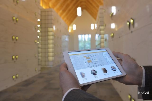 La technologie permet aujourd'hui de garder en mémoire... (Le Soleil, Yan Doublet)