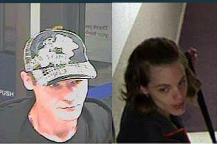 La police croit maintenant que la Gatinoise et le Néo-Brunswickois soupçonnés... (Courtoisie Police de Toronto)