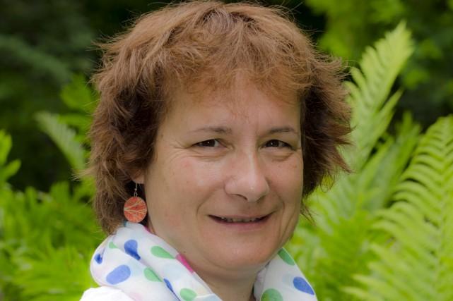 La Bromontoise Claire Mailhot briguera l'investiture NPD dans... (photo fournie par Pierre Dunnigan)
