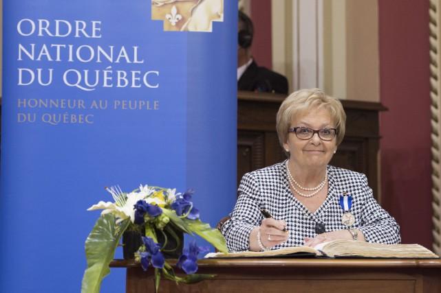 Colette Roy Laroche... (Photo PC)