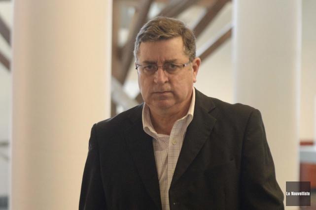 Alain Fournier était directeur des équipements à l'UQTR.... (Photo: Sylvain Mayer Le Nouvelliste)