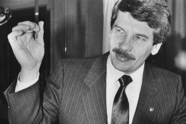 Jean Doré en 1986....