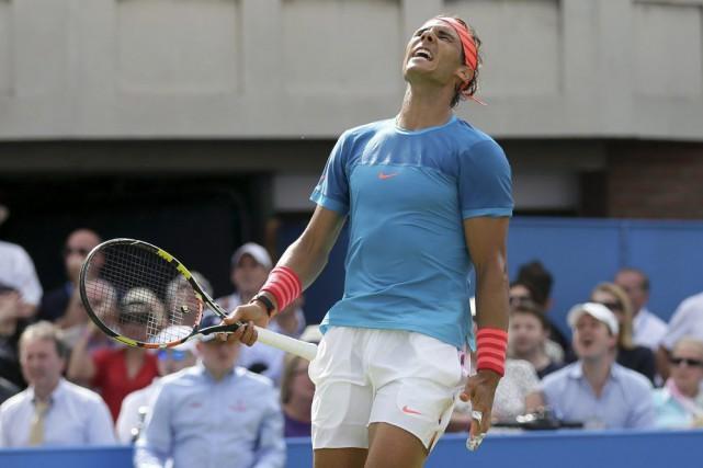 Malgré sa défaite, Nadal se dit prêt pour... (Associated Press)