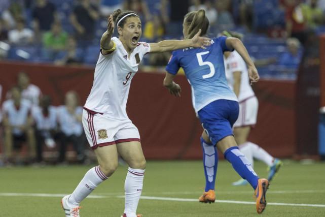L'Espagnole Veronica Boquete espère que la Coupe du...