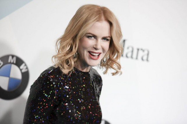 Nicole Kidman... (PHOTO RICHARD SHOTWELL, ASSOCIATED PRESS)