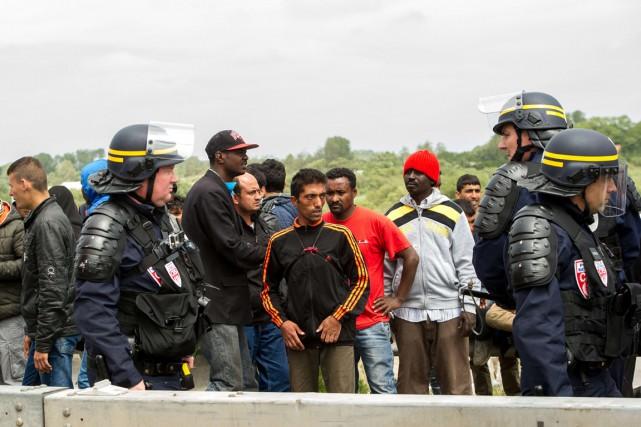 La France n'est pas une destination de prédilection... (PHOTO PHILIPPE HUGUEN, AFP)