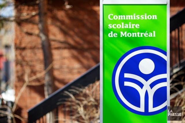 Contrairement à ce qui était prévu, la Commission scolaire de Montréal ne va... (PHOTO SARAH MONGEAU-BIRKETT, LA PRESSE)