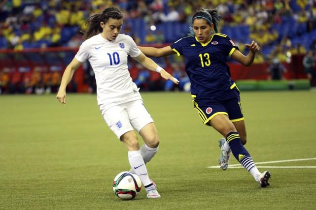 L'une des équipes surprises de la Coupe du monde féminine de soccer a vu son... (PHOTO REUTERS)