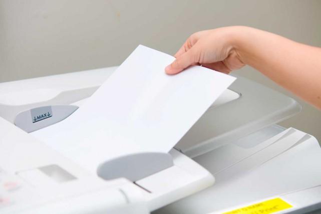 La RAMQ privilégie le fax pour ses communications... (Shutterstock)
