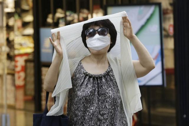 L'Organisation mondiale de la santé (OMS) a mis... (Photo Ahn Young-joon, AP)