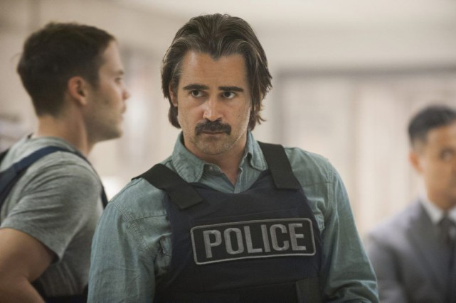 Colin Farrell... (PHOTO LACEY TERRELL, HBO VIA ASSOCIATED PRESS)