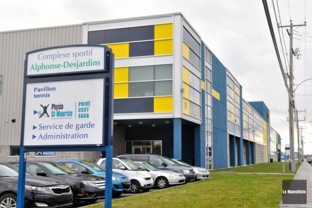 Le Centre sportif Alphonse-Desjardins est en mode restructuration.... (Photo: Émilie O'Connor, Le Nouvelliste)