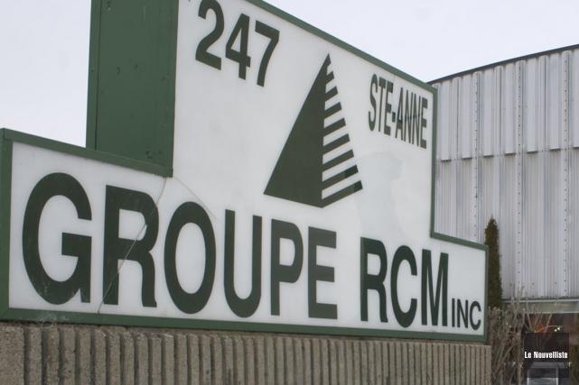 RCM a congédié deux de ses employés en... (Photo: Stéphane Lessard, Le Nouvelliste)