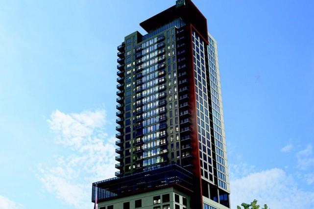 Le nouveau projet de Canvar comptera 37 étages... (Photo fournie par Canvar)