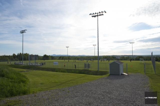 Les clubs de soccer et la Ville de Sherbrooke croient bien avoir trouvé la... (Imacom, Julien Chamberland)