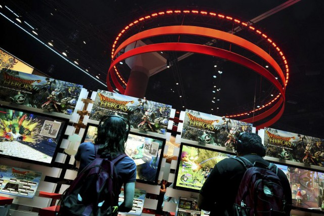 YouTube Gaming va se lancer en Grande-Bretagne et... (Photo MARK RALSTON, AFP)
