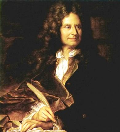 Nicolas Boileau-Despréaux,1636-1711... (PHOTO CREATIVE COMMONS)