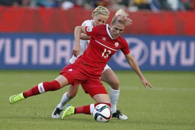 Le Canada, huitième au classement de la FIFA,... (Photo Jeff McIntosh, La Presse canadienne)