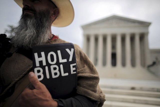 La Cour suprême des États-Unis a refusé jeudi aux communes américaines le droit... (PHOTO REUTERS)