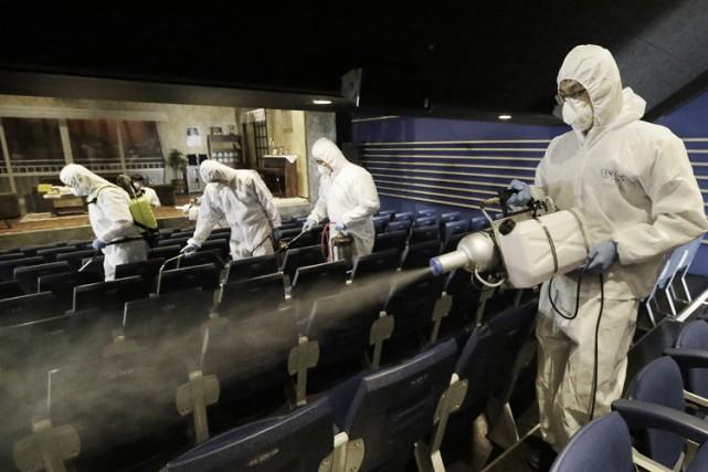 Le coronavirus Mers est un virus plus mortifère... (PHOTO AP)
