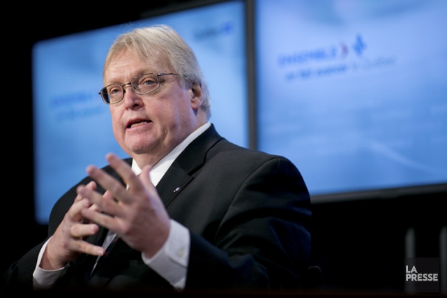 Le ministre de la Santé du Québec, Gaétan... (PHOTO DAVID BOILY, ARCHIVES LA PRESSE)