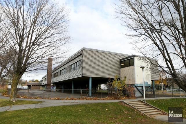 L'école Sainte-Catherine-de-Sienne fermera ses portes deux jours avant... (PHOTO MARTIN CHAMBERLAND, ARCHIVES LA PRESSE)